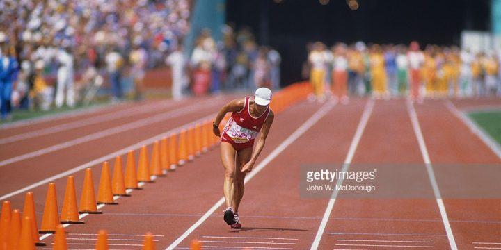 Olimpíada de 1984 – Uma História de Superação
