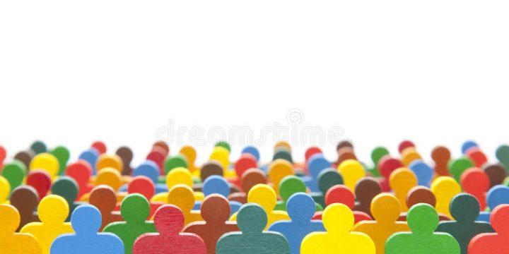 Pessoas Coloridas